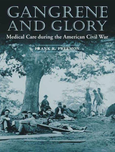 Gangrene and Glory Book Cover