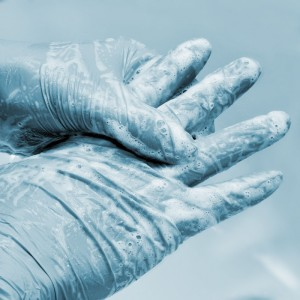 hand hygiene prevents infection